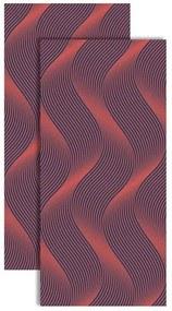 Revestimento Joaquina Neon Rosa Acetinado Retificado 43,2x91cm - 2961 - Ceusa - Ceusa