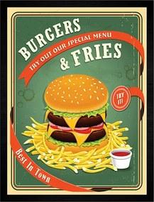 Quadro Burgers & Fries