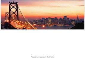 Poster Ponte Golden Gate (170x60cm, Apenas Impressão)