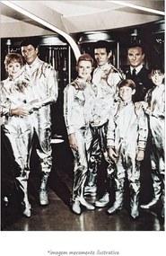 Poster Perdidos No Espaço (50x75cm, Apenas Impressão)