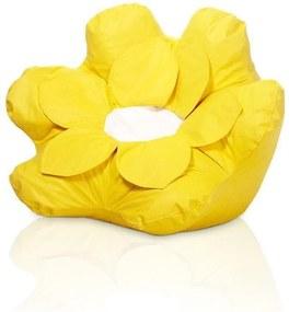 Puff Flower Nobre Amarelo - Stay Puff