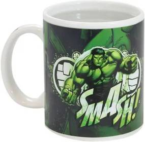 Caneca Zona Criativa -Magic Hulk