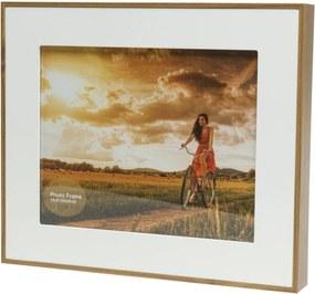 Porta-Retrato em Mdf Branco 15X20 Beauty 3574 Lyor Classic