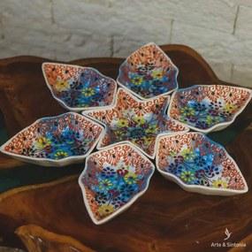 Petisqueira Turca em Cerâmica