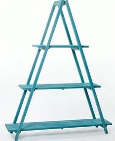 Estante Escada Troia Azul 150cm - 61413 Sun House