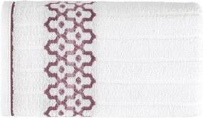 Toalha Karsten Softmax Éros - Cor: Branco - Tamanho: Rosto 48 x 80 cm - Karsten