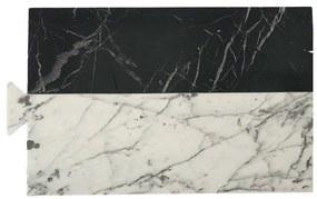 Tábua Stone - Nero Marquina/ Carrara  Nero Marquina / Carrara