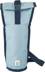 Bolsa Térmica Congelável Para Garrafas Azul - Oikos