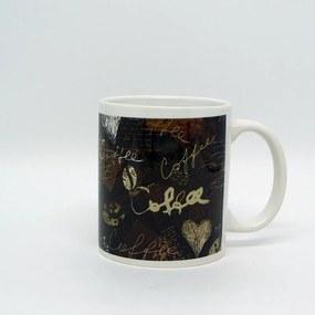 Caneca Coffe Coração