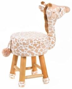 Banco de Pelúcia Girafa Doloris