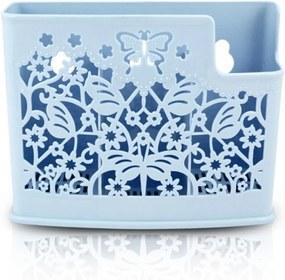 Cesto Organizador para Parede Jacki Design Lifestyle Azul