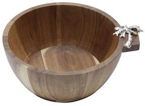 Bowl Madeira Acácia Palmeira 25x11cm 26005 Bon Gourmet