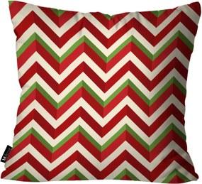 Almofada Mdecor de Natal 45x45cm Verde