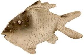 Peixe de Metal Indiano Pequeno