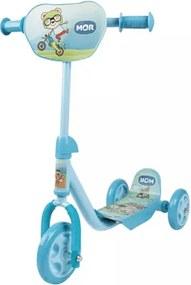 Patinete 3 Rodas Infantil Menino Mor - 40600302