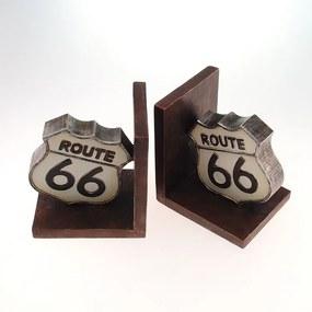 Suporte para Livros Route 66