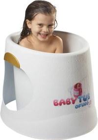 Banheira Babytub Ofurô 1 a 6 anos Branca