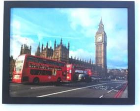 Quadro Bus Londres