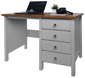 Escrivaninha com 4 Gavetas - Biomóvel 45063