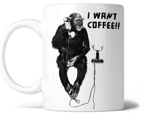 Caneca Chimp call