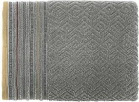 Toalha Karsten Softmax Maia - Tamanho: Banho 70 X 135 cm - Cor: Cinza Steel - Karsten