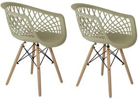 Conjunto 2 Cadeiras Web Fendi Dsw - Concept