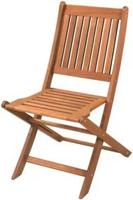 Cadeira Dobravel Sem Braco Cor Stain Jatoba - 15557 Sun House