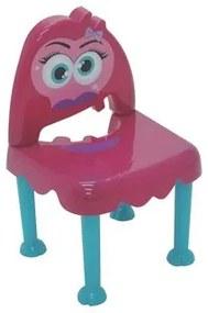Cadeira Infantil Monster Feminino Tramontina 92271670