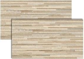 Revestimento Fileto Bege Acetinado 33x59cm - LF33015 - LEF - Via Apia
