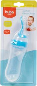 Colher Dosadora Azul Buba