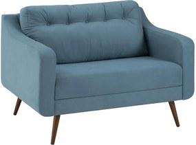 Poltrona Liza - Cor Azul
