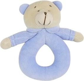 Urso De Pelúcia Chocalho