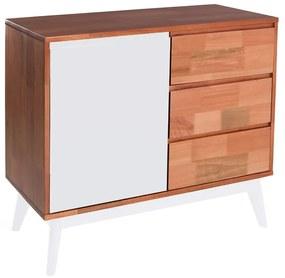 Buffet Rubi Branco - Wood Prime MP 221040