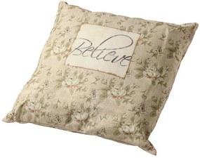 Almofada Decorativa de Tecido Believe