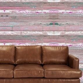 Papel De Parede Adesivo Madeira Envelhecida (0,58m x 2,50m)