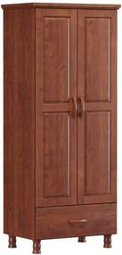 Roupeiro 2 Portas Holbox Imbuia - NS 47084