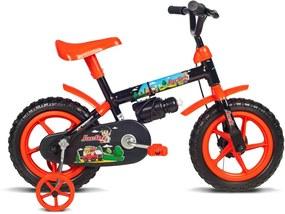 Bicicleta M Jack Pto C/Ac Lr - Aro 12