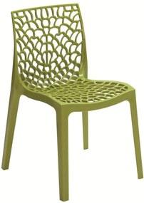 Cadeira Gruvyer Verde