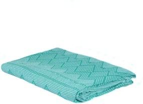 Manta Redes de Dormir para Cama e Sofá Mesclado Verde
