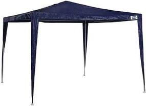 Gazebo 3m x 3m Ráfia Azul
