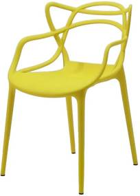 Cadeira Palo Infantil Amarelo
