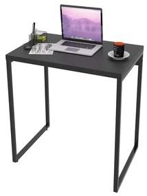Mesa Para Escritório ME90 Preto - Compace