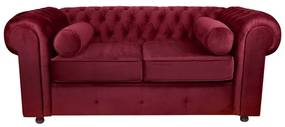 Sofá Chesterfield 02 Lugares 1.80 - Wood Prime 25995