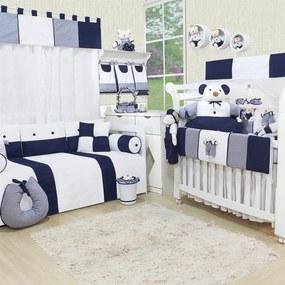 Quarto Sem Cama Babá Padroeira Baby UrsÁo Azul Bebê