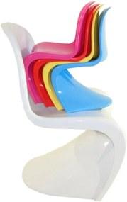Cadeira Eiró Infantil Amarelo