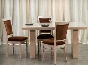 Conjunto de Jantar Moderno com 6 Cadeiras -