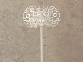 Luminária de Piso Roson 162x51 em Metal e Vidro