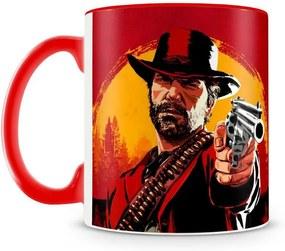 Caneca Personalizada Red Dead Redemption (Mod.2)
