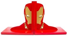 Aparador de Livros Homem de Ferro Iron Man Vingadores The Avengers Marvel