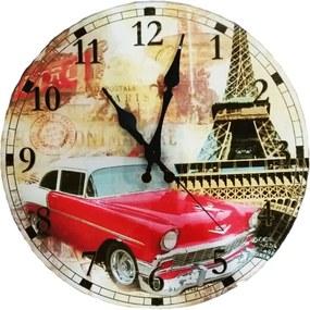 Relógio Carro Antigo